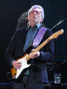 Eric Clapton Blues Player