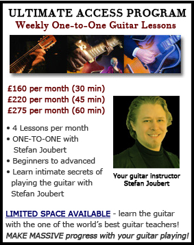 Ultimate Access Guitar Program