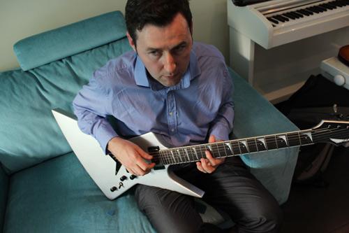 Guitar Student Ross