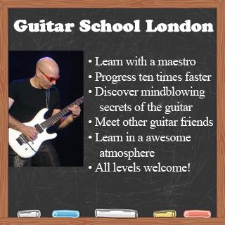 How to choose a guitar teacher