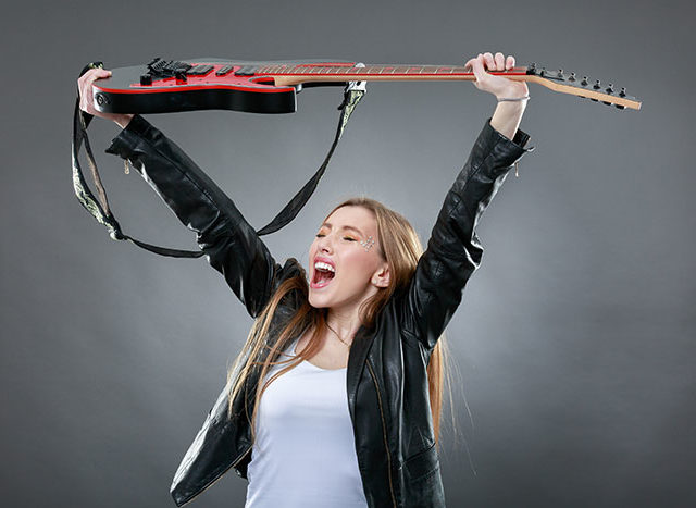 Motivation is the biggest key to learning how to play a musical instrument