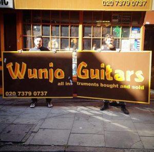 Wunjo Guitar Shop