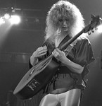 Acoustic guitarist Nancy Wilson