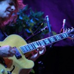 Jazz guitarist Pat Metheny