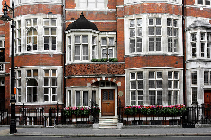 Mayfair London UK