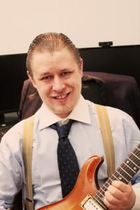 Stefan Joubert's Guitar Lessons in London