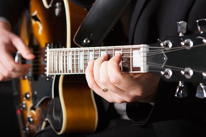 Beginner Jazz Guitar Lessons London