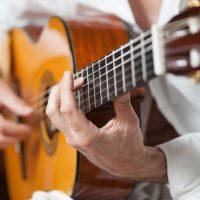 Intermediate classical guitarist