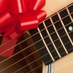 Guitar course gift voucher