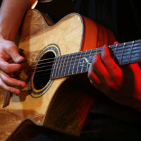 Stunning Acoustic Guitar