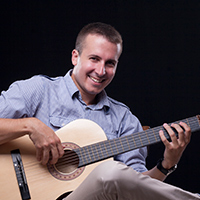 Intermediate classical guitarist
